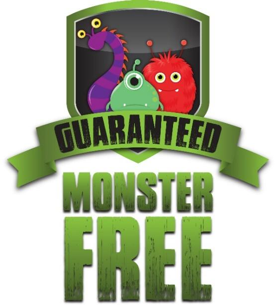 Guaranteed Monster Free