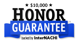 InterNACHI 10,000 Honor Guarantee
